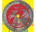"PRO-V™ Turbo Diamond Blade - 5"" x 0.080"" / ◊ ~ 7/8"" - 5/8"" Arbor"