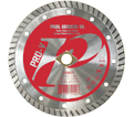 "PRO-V™ Turbo Diamond Blade - 4-1/2"" x 0.080"" / ◊ ~ 7/8"" - 5/8"" Arbor"