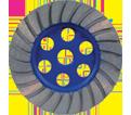 "Speedriver™ Multi-EFX™ Diamond Cup - Medium - 4"" x 5/8""-11"""
