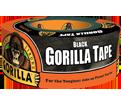 """Duct Tape - 2"""" - Black / 60000 Series *GORILLA"""