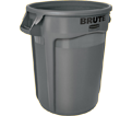 BRUTE® Round Container w/o Lid - 10 gal.