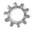 Lock Washer - External Tooth / 410 Stainless Steel