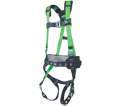 Full Body Harness - Green / 650CNBP Series *CONTRACTOR