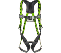 Full Body Harness - Green/Black Hatch / AC-QC Series *AIRCORE