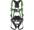 Full Body Harness - High Vis Green / AirCore™