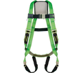 Full Body Harness - Hi-Viz Green / P950QC Series *DURAFLEX PYTHON