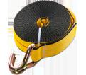 Tie Down Strap - Wire Hook