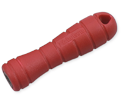 "File Handle - 3-3/4"" - Screw-On Plastic / 21493"