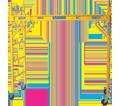 600 Series Rolling Tower Scaffold Kit / 600-HD