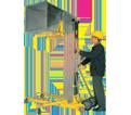 Contractor Lift - 18' - Steel / 783651 *2118