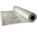 Plastic Sheeting - Clear - Polyethylene / INDUSTRIAL