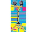 Tower Work Light - Halogen - 500 Watt / TSL-14
