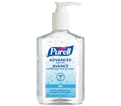 Hand Sanitizer - 236 mL - Top Pump Bottle / 9652 *Advanced