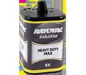 Industrial Heavy Duty Max Lantern Battery - 6 V Zinc Chloride / 6VHDM
