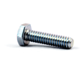 "Hex Head Cap Screw 1/4"" UNC - Grade 5 / Zinc"
