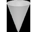 Water Cups - 4 oz - Paper Cone / 4BRU (5000/CS)
