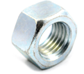 Hex Nut - Grade 2 / Zinc
