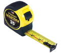 Tape Measure - 25' - Imperial / 33-725