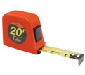 "1"" x 20' - Hi-Viz® Power Return Tape Measure"