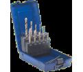 Power Tap & Drill Bit Set - 10 PC - HSS / 03-B 952 *SST+