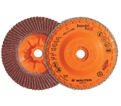 Flap Disc - Zirconium Grain / Type 27S *Trimmable