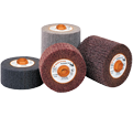 "Conditioning Wheel - Non-Woven - 4-1/2"" Dia. / Blendex™"