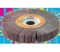 "Flap Wheels - Zirconium - 6-1/2"" Dia. / Coolcut™"