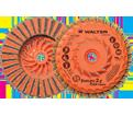Flap Disc - Zirconium Grain / Type 27S *Finishing