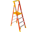Podium Ladder - Type 1A - Fiberglass / PD6200 Series