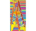 Podium Ladder - Type 1A - Fiberglass / PD6200 Series