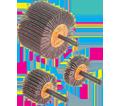 "Flap Wheels - Zirconium - 2"" Dia. / Coolcut™"