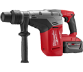 "Hammer Drill FUEL™ - 1-9/16"" SDS-Max - 18V Li-Ion / 2717 Series"