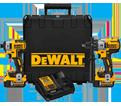 2 Tool Combo Kit - 20V Li-Ion / DCK299P2 *MAX XR™