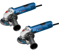 "Angle Grinder (2 Pack Kit) - 4-1/2"" dia. - 7.5 amps / GWS8-45-2"