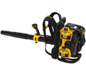 Backpack Blower - 450 CFM - 40V Li-Ion / DCBL590 Series *MAX™