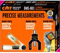 Measurement Kit - Digital - 3pc / DMS-001 *ORANGE TOOLS