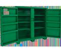 Storage Cabinet - 46 cu. ft. - Green / 5660L