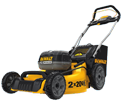 "Lawn Mower (Kit) - 20"" - 2x 20V Li-Ion / DCMW220P2 *MAX™"