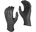 Disposable Gloves - Powder-Free - Nitrile / 5555PF *GREASE MONKEY