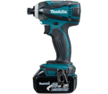 "Impact Driver LXT (Tool Only) Brushless - 1/4"" Hex Shank - 18V Li-Ion / DTD145Z"