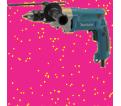 "Drill (Kit) - 1/2"" Chuck - 6.6 amps / DP4010"