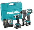 2 Tool Combo Kit - 18V Li-Ion / DLX2005M *LXT™