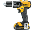 "Hammer Drill (Kit) - 1/2"" Chuck - 20V Max Li-Ion / DCD785C2"