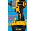 """Impact Driver (Kit) XRP™ - 1/4"""" Hex - 18V Li-Ion / DC827KL"""