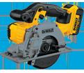 Metal Cutting Circular Saw (Tool Only) - 20V Max Li-Ion / DCS373B
