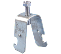 "Conduit Strut Clamp - 1-1/4"" - Steel / SCH20 *ELECTROGALVANIZED"