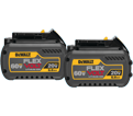 Battery - 6.0 Ah - 20V/60V Li-Ion / DCB606-2 *FLEXVOLT (2 Pack)