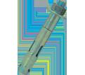 """Hex Nut Sleeve Anchor - 3/4"""" - Zinc Plated / SLE"""