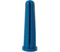 Blue Wall Plug - Plastic / UBP