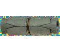 Single-Expansion Shield Anchor - Rust Proof Zamac Alloy / USA